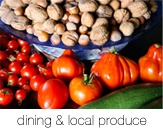 dining & local produce